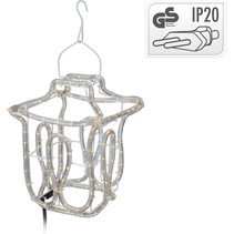 Lichtslang lantaarn 38 cm