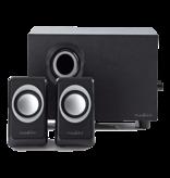 Nedis B.V. Nedis Computer Speaker 2.1 33 Watt 3.5 mm Jack