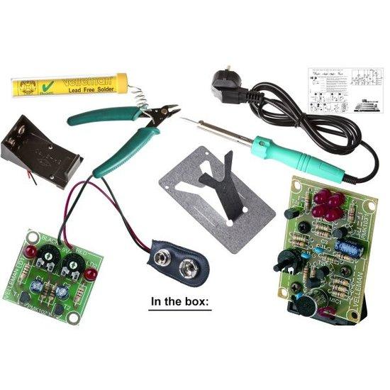 Velleman Velleman WSEDU03 educatieve soldeer starterskit