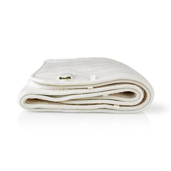Nedis Nedis | Elektrische deken | 80 x 150 cm (3 warmtestanden, Onderdeken)
