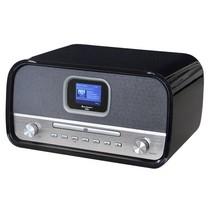 Soundmaster NMCDAB990BLACK Stereo DAB+ radio, CD speler, bluetooth, en USB