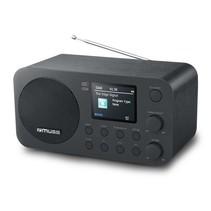 Muse M-128DBT DAB+ radio en FM
