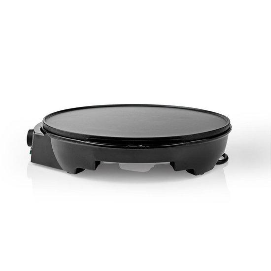 Nedis B.V. Nedis FCCM120FBK30 crêpes-maker 30 cm - zwart