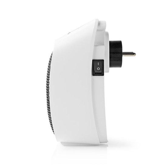 Nedis Nedis Elektrische verwarming - Mini plug in heater 400 Watt