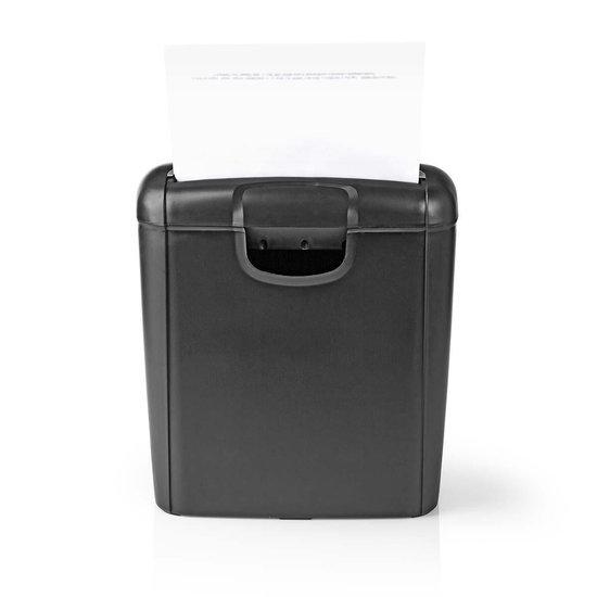 Nedis Nedis A4 papierversnipperaar 10 liter