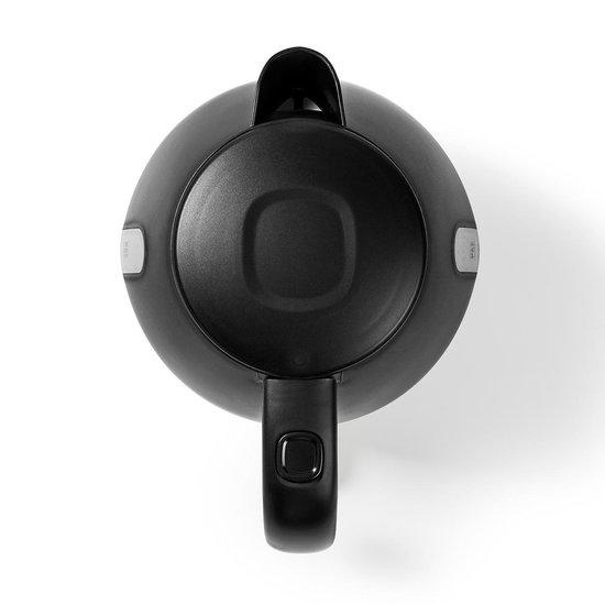 Nedis B.V. Nedis Waterkoker 1 liter 360° Draaibaar Zwart