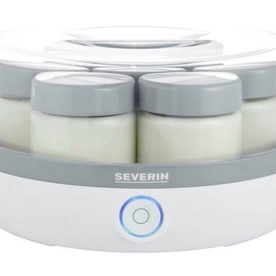 Severin Severin JG 3518 Yoghurtmaker met 7 glazen