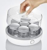 Severin Severin JG 3520 Elektrische Yoghurtmaker met 14 glazen