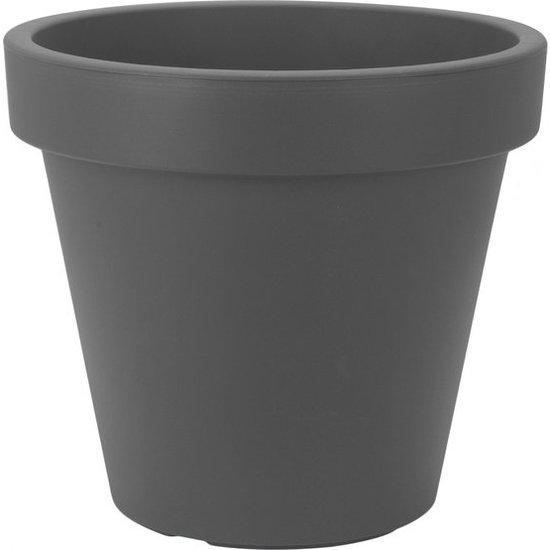 Progarden Bloempot Ecken & Kanten rond | Kunststof, Ø 40cm - Y54190590