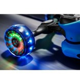 Rebel Rebel ZAB0122B Alien Wheels driewielige kinderstep, blauw