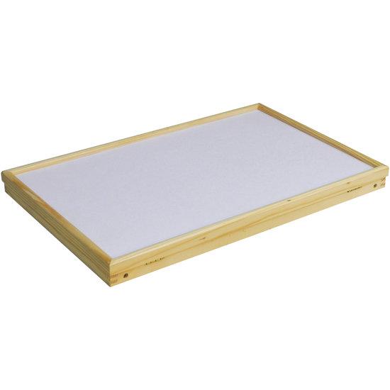 Aidapt Bedtafel met inklapbare poten en verstelbaar blad  - 65x40x35cm