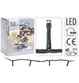 Ledverlichting 240 LED's | 18 meter, extra warmwit