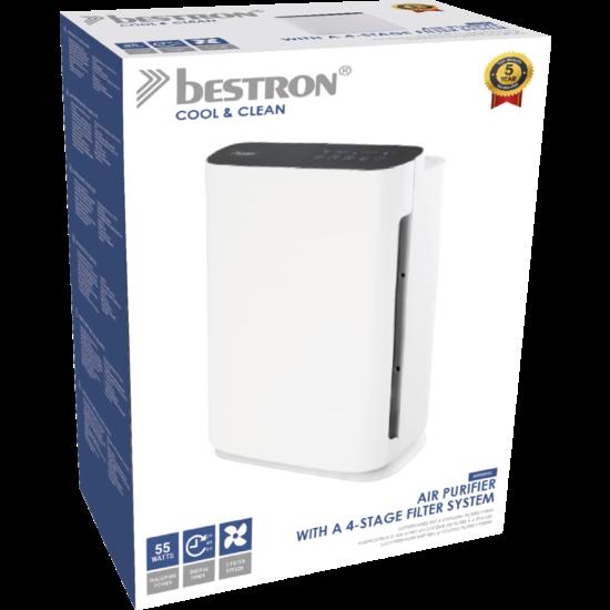 Bestron Bestron luchtreiniger met een 4-voudig filtersysteem   + Touch display