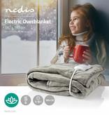 Nedis Nedis Elektrische Onderdeken   Bovendeken   1 Persoon   180 x 130 cm
