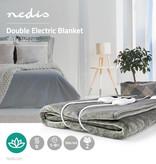 Nedis B.V. Nedis Elektrische Onderdeken | Onderdeken | 2 Personen | 160 x 140 cm