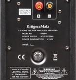 Krüger&Matz Kruger en Matz KM0511 Actieve Luidsprekers Journey 2.0
