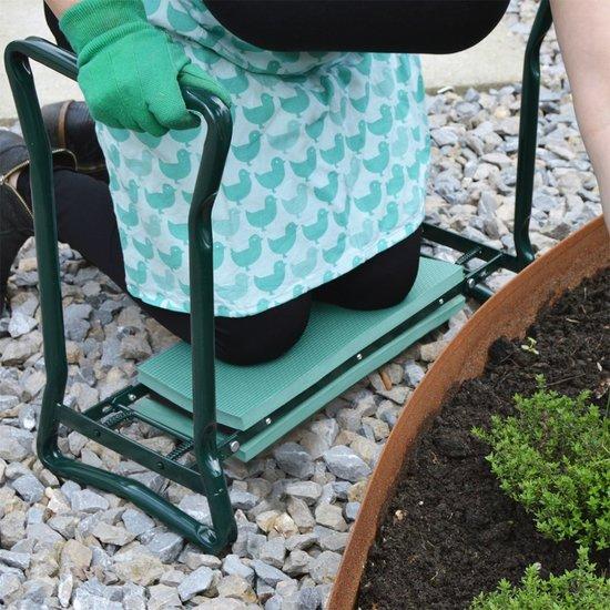 Meuwissen Agro Knie en zitbankje voor in de tuin