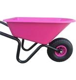 Meuwissen Agro Kinder kruiwagen | Roze