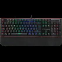 Rampage Hydra R6 Plus RGB mechanisch toetsenbord