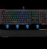 Rampage Rampage Hydra R6 Plus RGB mechanisch toetsenbord