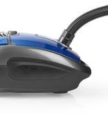 Nedis B.V. Nedis VCBG550BU Stofzuiger met zak 700 Watt capaciteit 3,5 liter