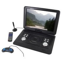 Soundmaster PDB1600SW Portable DVD speler- met DVB-T2 HD tuner- 15,4 inch TFT -LCD scherm