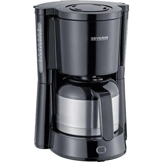 Severin Severin KA 4835 - Koffiezetapparaat met thermoskan - zwart