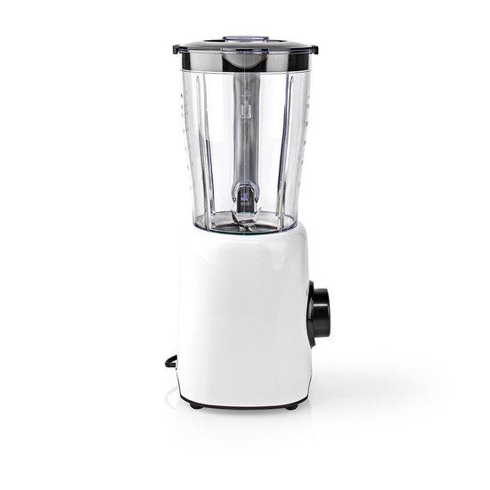 Nedis B.V. Nedis Staande blender 800 Watt 1,5 liter kunststof kan