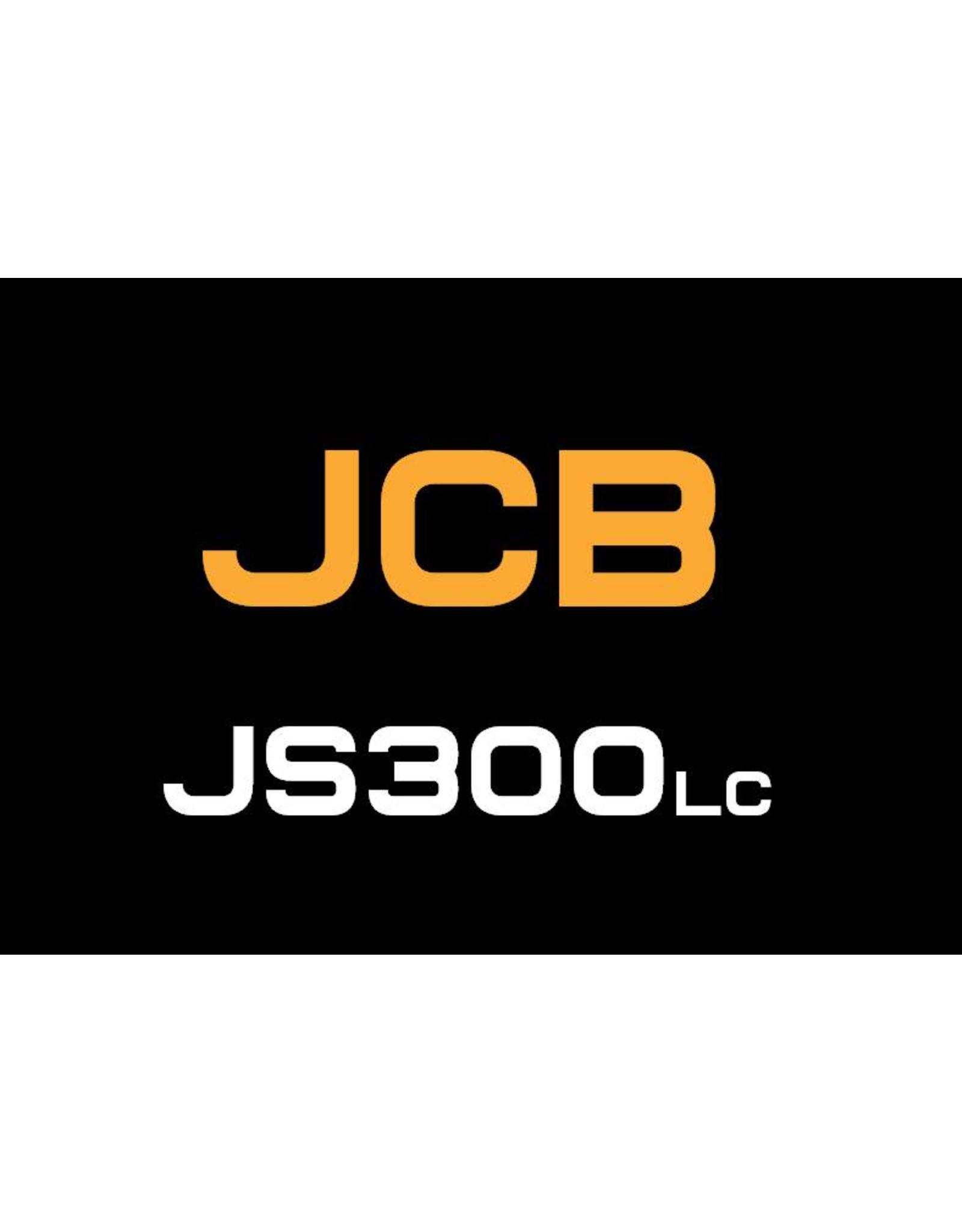 Echle Hartstahl GmbH FOPS pour JCB JS300LC