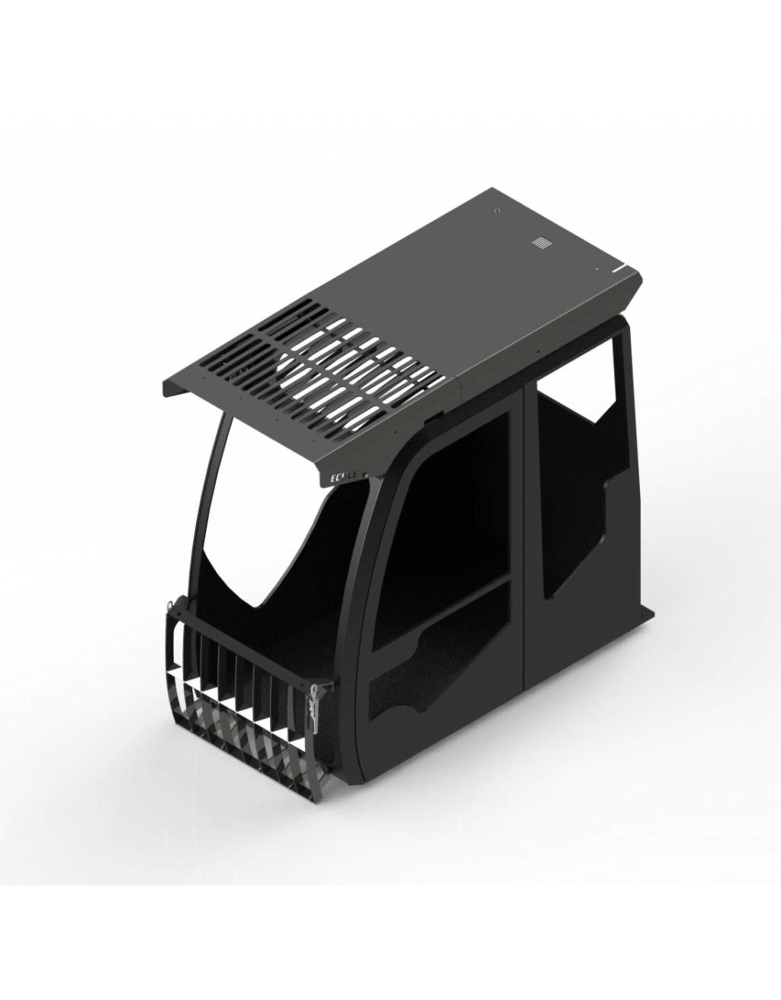 Echle Hartstahl GmbH FOPS for Hyundai HX180L