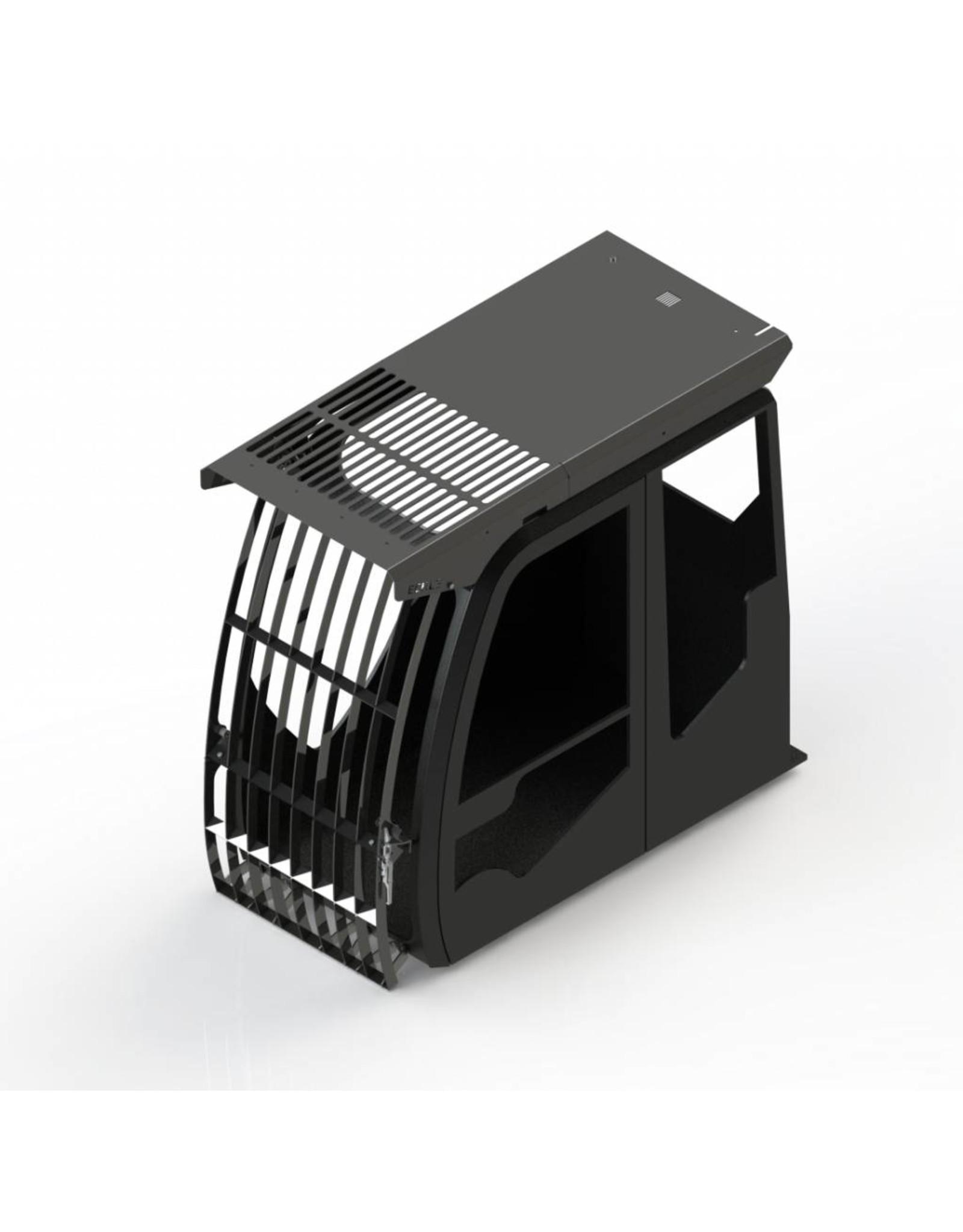 Echle Hartstahl GmbH FOPS pour Komatsu PC290LC-10/11