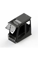 Echle Hartstahl GmbH FOPS pour Komatsu HB365LC-3 Hybrid