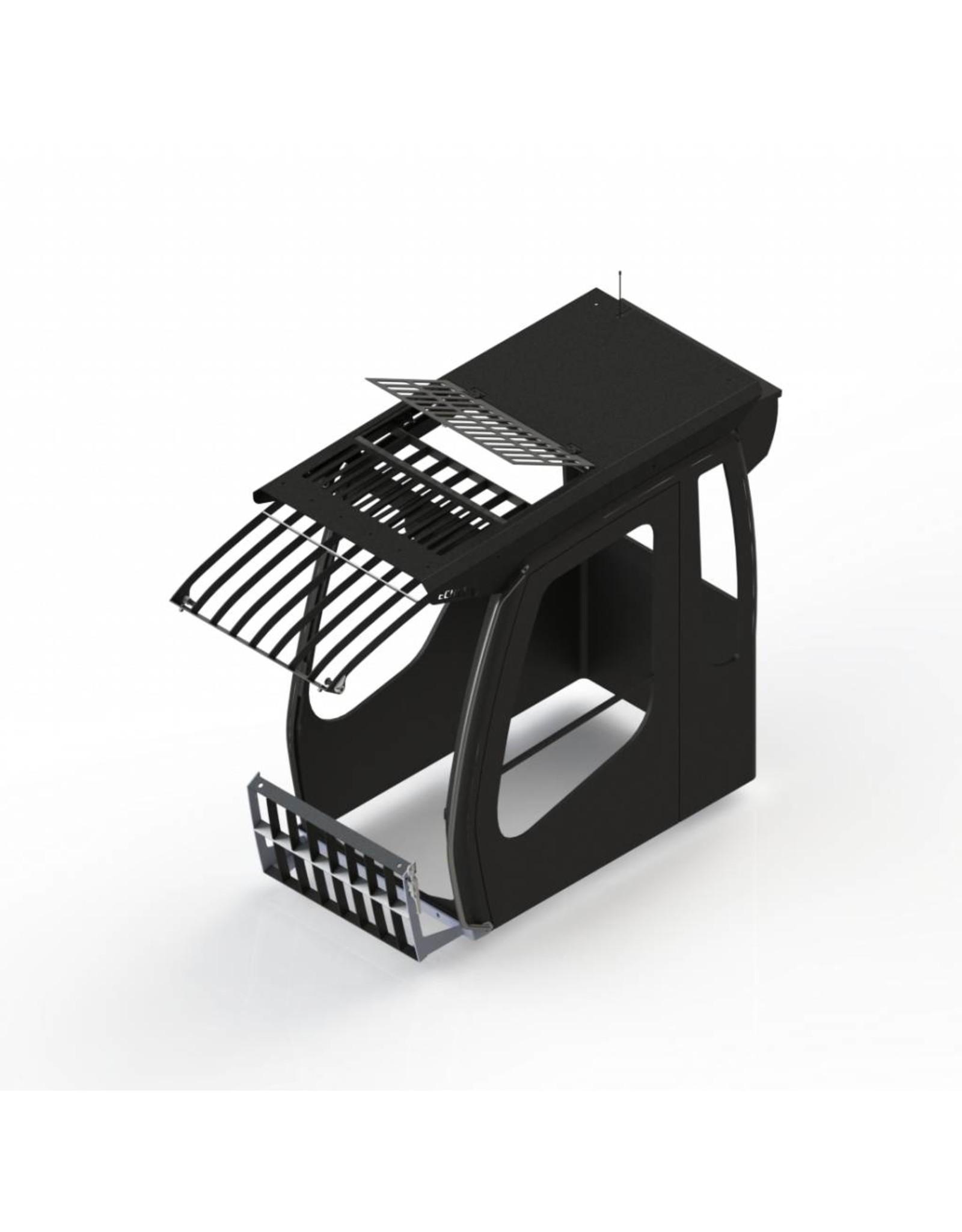 Echle Hartstahl GmbH FOPS for Liebherr R 980 SME