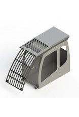 Echle Hartstahl GmbH FOPS pour Liebherr R 936