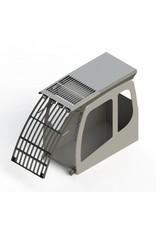 Echle Hartstahl GmbH FOPS pour Liebherr R 976