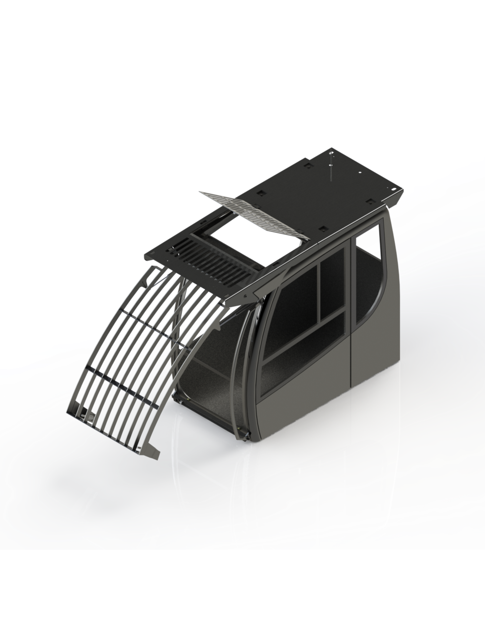 Echle Hartstahl GmbH FOPS für Liebherr R 920 Compact