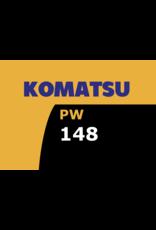 Echle Hartstahl GmbH FOPS pour Komatsu PW148-10/11