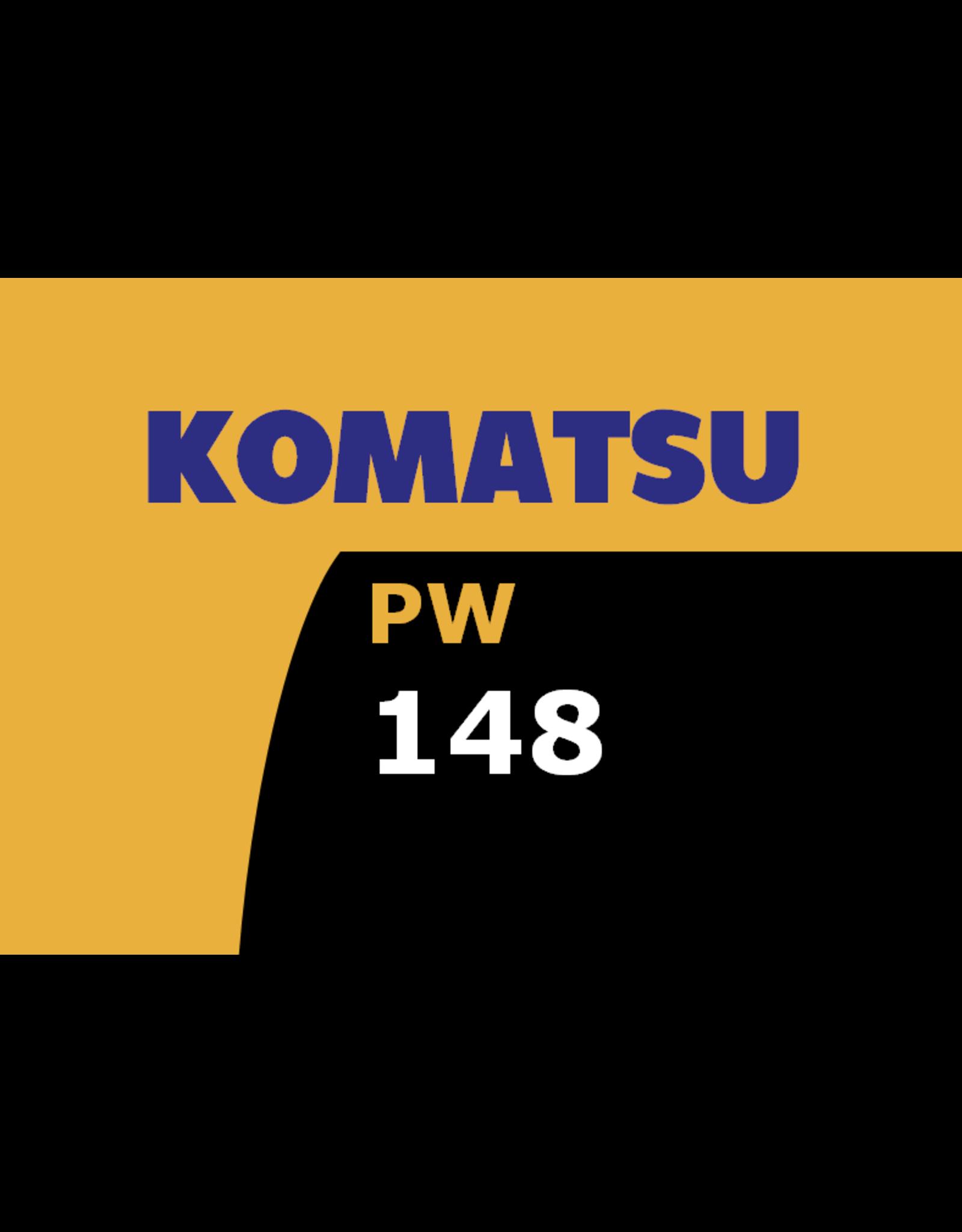 Echle Hartstahl GmbH FOPS für Komatsu PW148-10/11