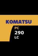 Echle Hartstahl GmbH FOPS für Komatsu PC290LC-10/11