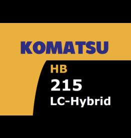 Echle Hartstahl GmbH FOPS HB215LC-3 Hybrid