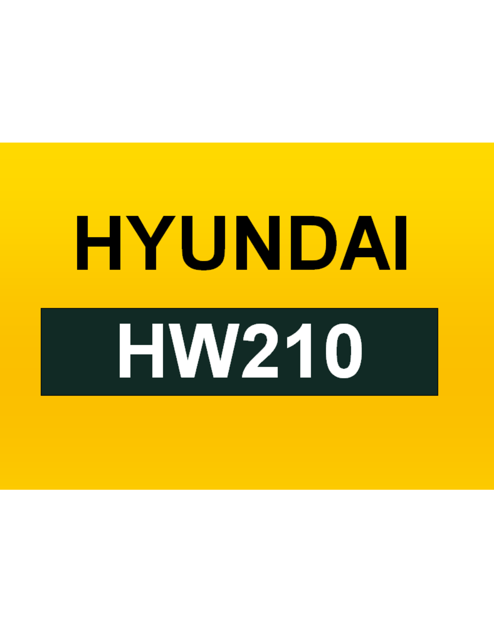 Echle Hartstahl GmbH FOPS für Hyundai HW210