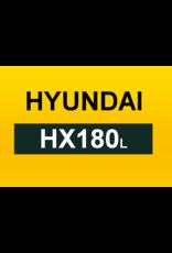 Echle Hartstahl GmbH FOPS für Hyundai HX180L