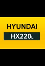 Echle Hartstahl GmbH FOPS for Hyundai HX220L