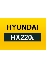 Echle Hartstahl GmbH FOPS pour Hyundai HX220L