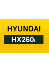 Echle Hartstahl GmbH FOPS pour Hyundai HX260L