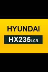 Echle Hartstahl GmbH FOPS for Hyundai HX235LCR