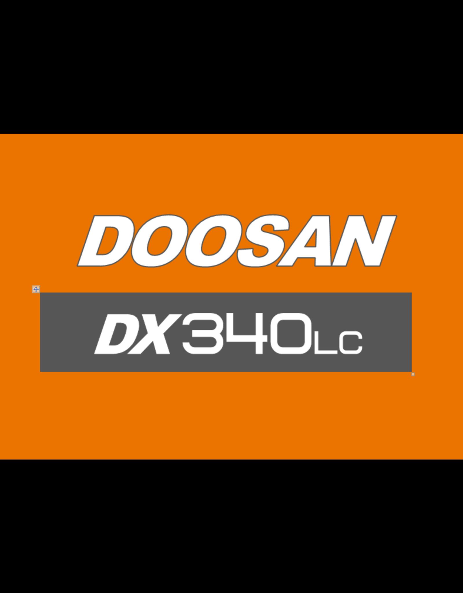 Echle Hartstahl GmbH FOPS für Doosan DX340LC-5