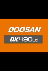 Echle Hartstahl GmbH FOPS für Doosan DX490LC-5