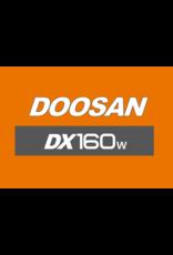 Echle Hartstahl GmbH FOPS pour Doosan DX160W-5