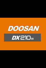 Echle Hartstahl GmbH FOPS für Doosan DX210W-5